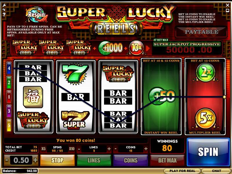 Игровой автомат Lucky Reels   slotozlocomru